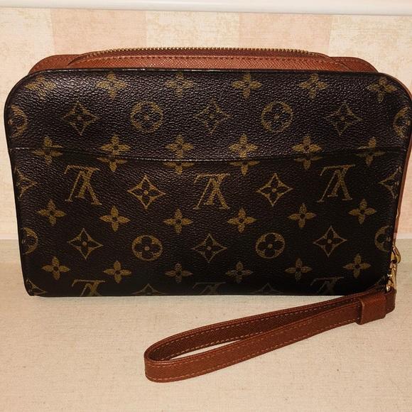3e2aeaeba5c9 Louis Vuitton Handbags - ❤ Louis Vuitton Orsay Clutch